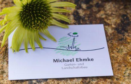 Visitenkarte Ehmke