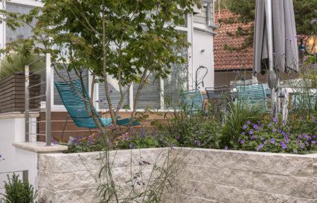 Sitzplätze Garten Ehmke
